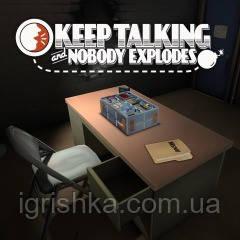 Keep Talking And Nobody Explodes Ps4 (Цифровий аккаунт для PlayStation 4) П3