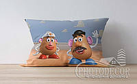 """Детская подушка с фото """"История игрушек"""""""