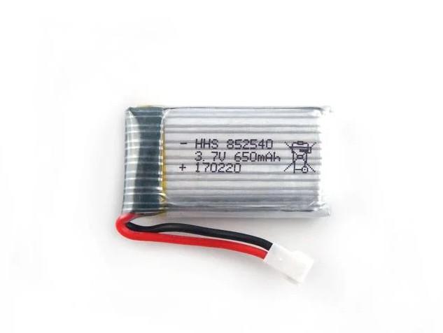 Аккумулятор для радиоуправляемых моделей 650 mAh 8x25x40 мм