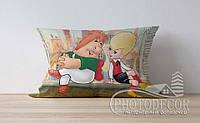 "Детская подушка с фото ""Карлсон"""