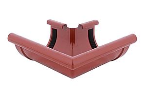 Угол желоба наружный терракота 90° 130/100 Profil