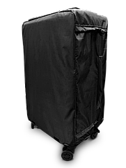 Чохол для валізи Coverbag Нейлон Ultra XLчерный