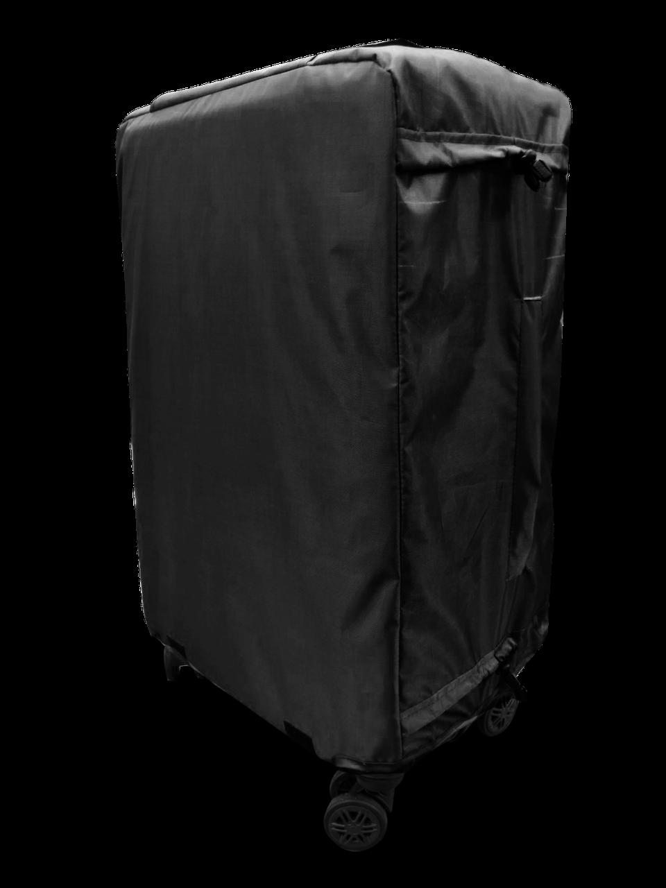 Чехол для чемодана Coverbag Нейлон  Ultra L черный
