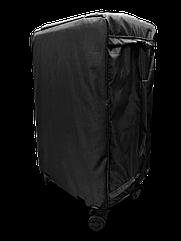 Чохол для валізи Coverbag Нейлон Ultra L чорний