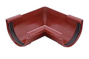 Угол желоба внутренний терракота 90° 130/100 Profil