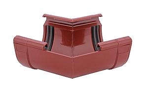 Угол желоба внутренний терракота 135° 130/100 Profil