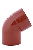 Колено терракота 60° 130/100 Profil