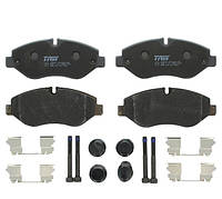 Колодки дискові передні IVECO DAILY III, DAILY IV, DAILY V, VI 2.3 D-Electric 05.99 - TRW GDB1747 OE 42561355