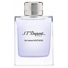 Dupont 58 Avenue Montaigne Pour Homme Туалетная вода EDT 100 ml (ДюПонт Авеню Монтень) Мужской Парфюм Духи EDP, фото 2