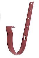Держатель желоба металлический терракота 130/100 Profil