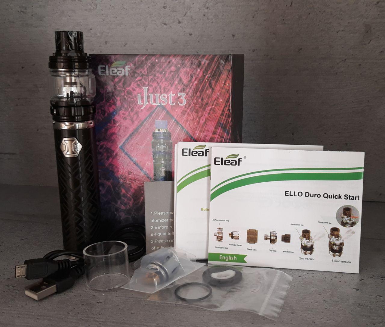 Стартовий набір Eleaf iJust 3 Kit