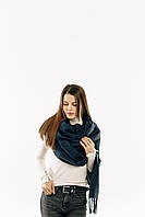 Синий шарф в клеточку Reserved