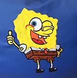 Детское бескаркасное Кресло мешок Губка Боб, фото 4
