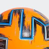 Мяч футбольный Adidas Uniforia Winter Euro 2020 OMB FH7360 (размер 5), фото 3
