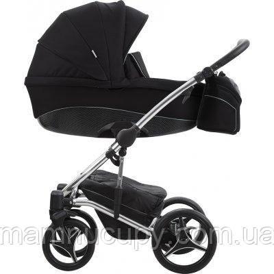 Дитяча універсальна коляска 2 в 1 Bebetto Tito Premium Silver 01 2020