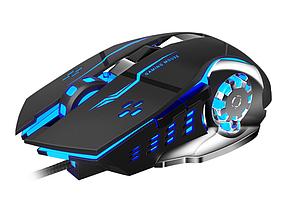 Игровая мышь Aula S20 LED (Черный)