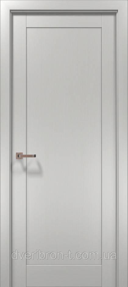 Двери Оптима-03 клён белый