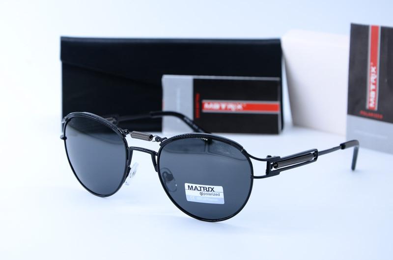 Мужские солнцезащитные овальные очки Matrix 8213 с9