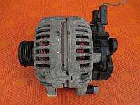 Генератор б/у для Fiat Scudo 1.6 Multijet. Bosch (Бош) Valeo (Валео) на Фиат Скудо 1.6 мультиджет.
