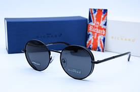 Круглые мужские солнцезащитные очки Thom Richard 9032 с01-P1