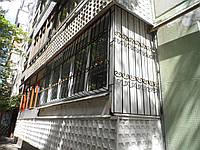 Решетки  на окна под заказ