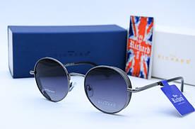 Круглые мужские солнцезащитные очки Thom Richard 9032 с02-G7