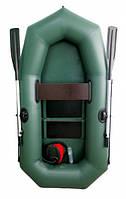 """Одноместная лодка надувная ПВХ для рыбалки """"Антарес - А220 S"""""""