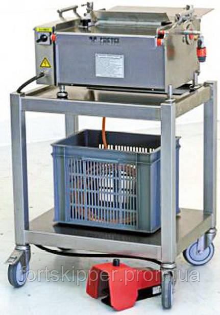 Шкуросъёмная машина для рыбы 20-40 шт/мин Cretel