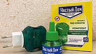 Комплект MOSQUITALL (электрофумигатор и жидкость от комаров 45 ночей), фото 1