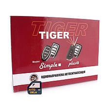 Сигнализация на авто Tiger Simple PLUS