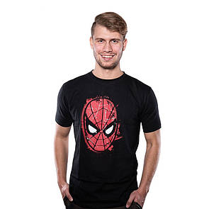 Футболка Good Loot Marvel Comics Spiderman Mask (Человек-паук)