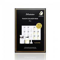 Маска для повышения упругости кожи JM Solution Placen Collagen Mask Pure