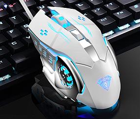 Игровая мышь Aula S20 LED (Белый)