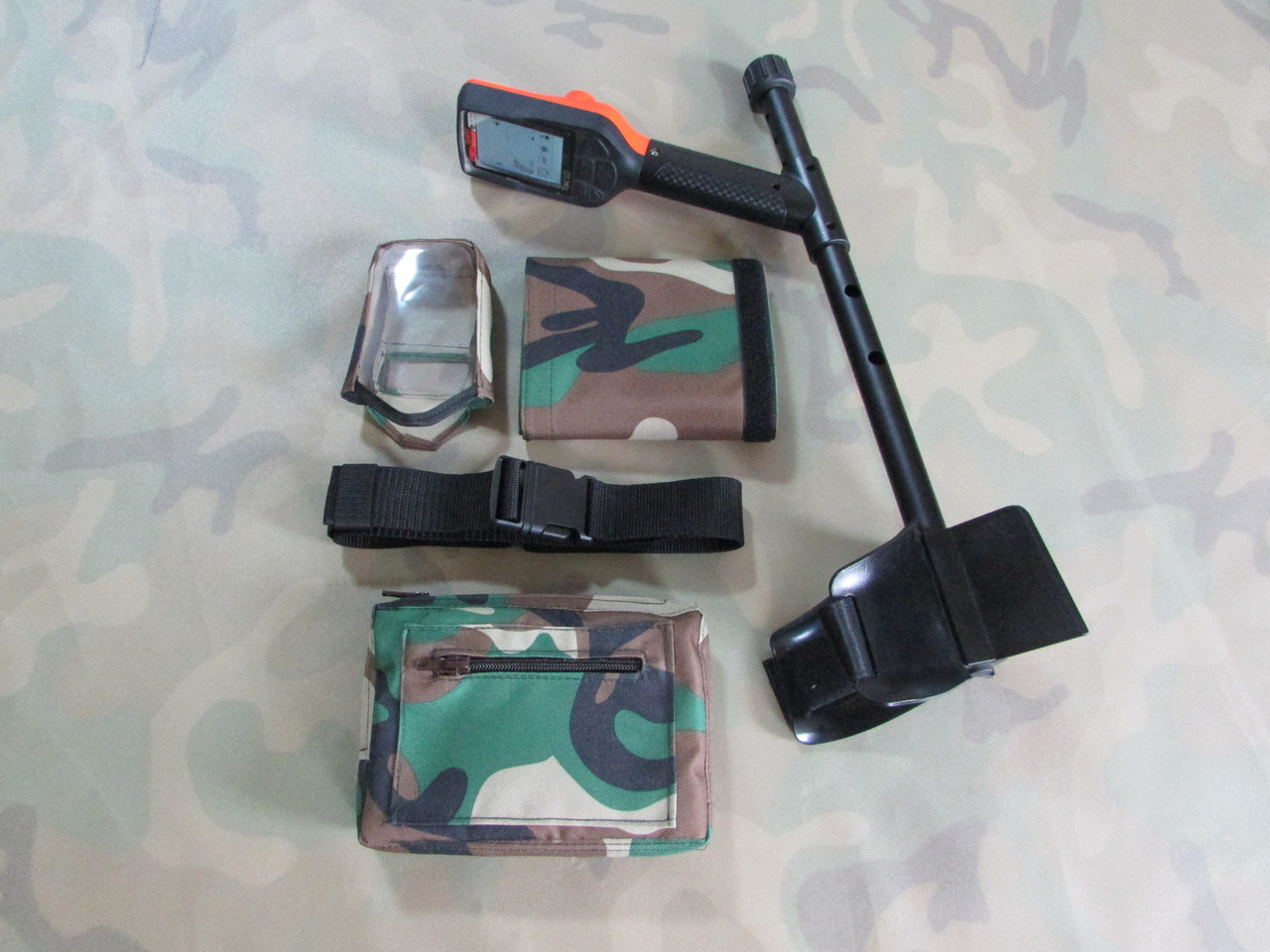 Каплезахисний чохол для металошукачів Quest X5, X10 - повний комплект. Каплезащитный чехол