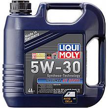 Синтетическое моторное масло Liqui Moly Optimal HT Synth 5W-30 - 4 л