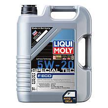 Синтетическое моторное масло Liqui Moly Special TEC F ECO 5W-20 - 5 л