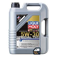 Синтетическое моторное масло Liqui Moly Special TEC F 5W-30 - 5 л