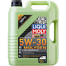 Синтетическое моторное масло Liqui Moly Molygen New Generation 5W-30 - 5 л