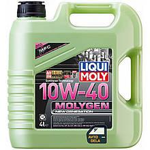 Полусинтетическое моторное масло Liqui Moly Molygen New Generation 10W-40 - 4 л