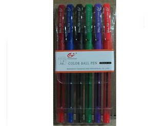 Ручки в наборі тм Tianzhijiaozi 501р (6цветов ) (1 пач.)