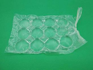 Пакеты для льда (144шт 10мкм 16,5*28) Помiчниця (1 пач)