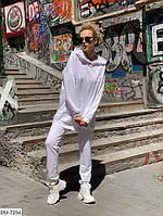 """Спортивный костюм женский с объемным худи мод. 551 (42-44, 44-46) """"BUTIK"""" недорого от прямого поставщика, фото 1"""