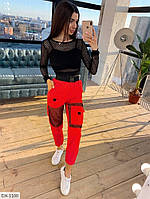 """Прогулочный костюм женский модель 563 (42-44, 44-46) """"BUTIK"""" недорого от прямого поставщика, фото 1"""