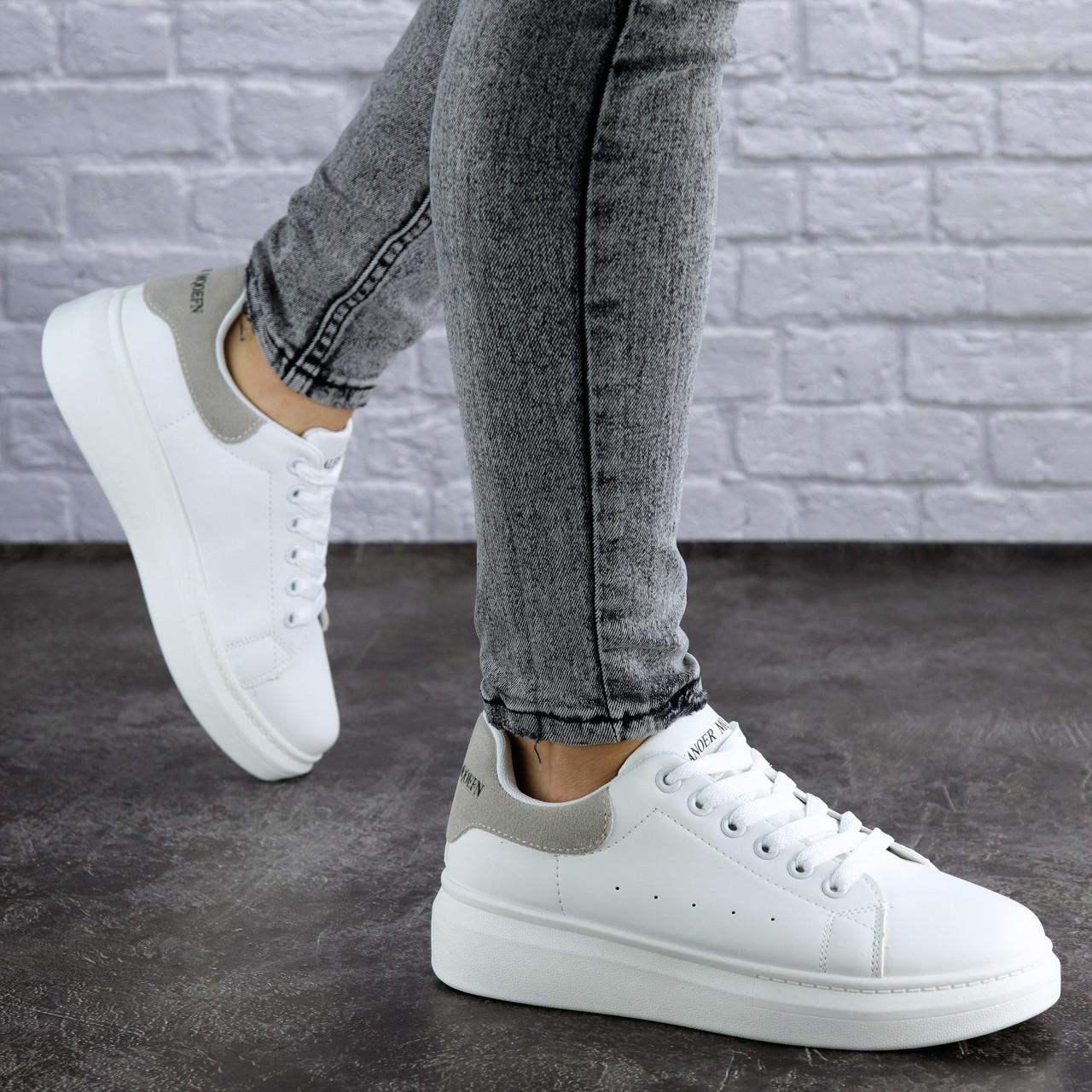 Купить Женские кроссовки белые Andy 1965 (40 размер), Fashion