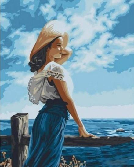 Картина по номерам Морской бриз