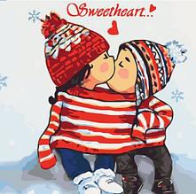 Картина по номерам Sweetheart 2
