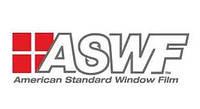 Пленка для тонировки автомобилей ASWF Performer 35% (металлизированная, черная)