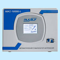 Cтабилизатор напряжения электромеханический RUCELF SDFII-12000-L (10 кВт)