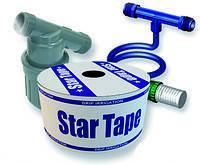 Капельная лента Star Tape со щелевидным эмиттером