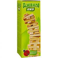 Дженга Эко (джанга), настольная игра башня Arial (1001004)